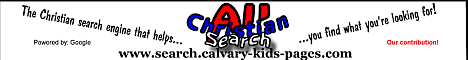 All Christian Search Home Page