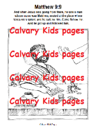 The Life of Jesus for Children: Coloring Book | 267x192